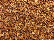 Tobacco texture Stock Image
