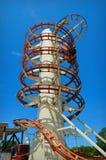 Tobaggon Roller Coaster Royalty Free Stock Photos