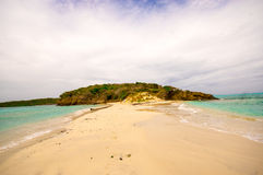 Tobago Cays Grenadines St. Vincent Royalty Free Stock Photo