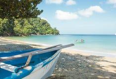 Tobago& x27; playas de s Imágenes de archivo libres de regalías