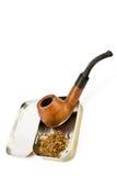 tobak för askrørtin Royaltyfri Foto