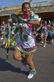 Tobas Dance Group - Arica, Chile Royalty Free Stock Photos