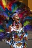 Tobasdanser - Arica, Chili Royalty-vrije Stock Fotografie