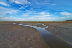 Tobechyk the lake. Crimea. Stock Photo