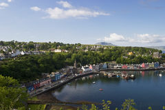 Tobermory Royalty Free Stock Photography