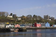 Tobermory Royalty Free Stock Photo