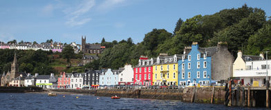 Tobermory Images stock