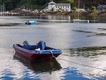 Tobermory boats Royalty Free Stock Photography