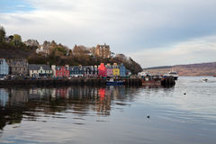 Tobermory, Isle of Mull Royalty Free Stock Photo