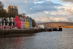 Tobermory, Isle of Mull Stock Photos