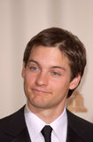 Tobey Maguire Royalty Free Stock Photography