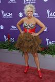 Tobi Lee at the 48th Annual Academy Of Country Music Awards Arrivals, MGM Grand Garden Arena, Las Vegas, NV 04-07-13 Stock Photo