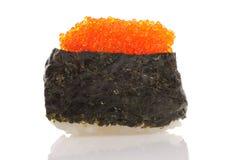 Tobiko sushi Royalty Free Stock Photography