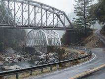 Free Tobin Twin Bridges Royalty Free Stock Image - 37396216