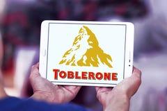 Toblerone czekolady logo Obraz Stock