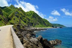 Toblerone. One of my favorite spots in Batanes Royalty Free Stock Images
