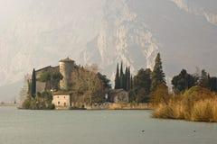 Toblino Castle Royalty Free Stock Image