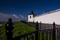 Tobolsk Κρεμλίνο, Σιβηρία, Ρωσία Στοκ φωτογραφία με δικαίωμα ελεύθερης χρήσης