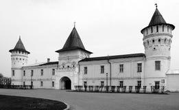 Tobolsk. Der rote Bereich des Tobolsk Kremlin Lizenzfreie Stockfotos