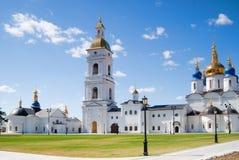 Tobolsk het Kremlin royalty-vrije stock foto