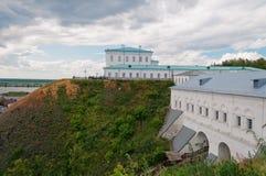 Tobolsk het Kremlin royalty-vrije stock afbeeldingen