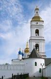 Tobolsk het Kremlin stock afbeelding
