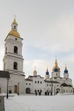 Tobolsk Kremlin Stock Photography
