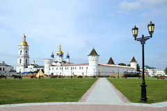 Tobolsk the Kremlin Royalty Free Stock Photography