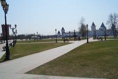 Tobolsk Kremlin stockbild