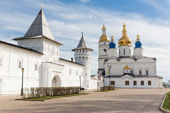 Tobolsk Kremlin Imagem de Stock Royalty Free