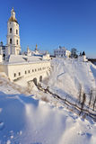 Tobolsk Kremlin Royalty Free Stock Photos