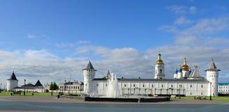 Tobolsk Kremlin Stock Images