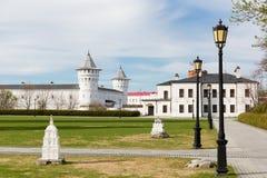 Tobolsk Kremlin. Spring, may 2015 Royalty Free Stock Photo