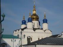 Tobolsk Kremlin St Sophia Cathedral stockfoto