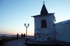 Tobolsk kremlin Royalty Free Stock Images