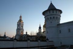Tobolsk kremlin Stock Photography