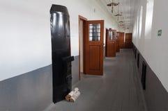 Tobolsk prison castle Stock Photos