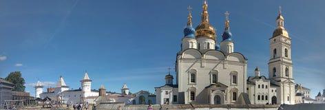 Tobolsk siberia Ryssland Royaltyfri Foto