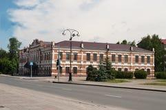 Tobolsk street Stock Images