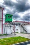 Tobolsk transit prison Museum Russia Asia Siberia Stock Photos