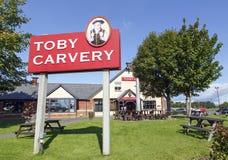 Toby Carvery Stockfotografie