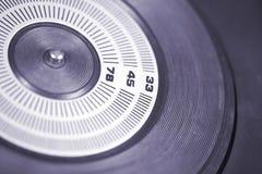 Tocadiscos Fotos de archivo