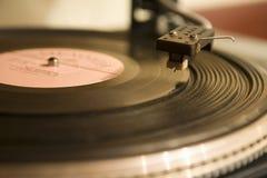 Tocadiscos Imágenes de archivo libres de regalías