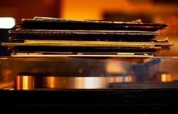 Tocadiscos Foto de archivo
