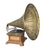 Tocadiscos antiguo Imagen de archivo libre de regalías