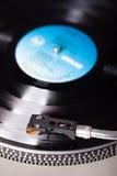 Tocadiscos de ViVintage Fotografía de archivo