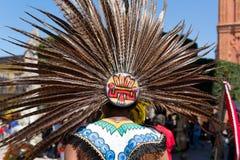 Tocado maya tradicional Fotos de archivo libres de regalías