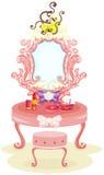 Tocador de lujo Imagen de archivo