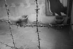 Tocador de Stutthof Imagen de archivo