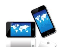 Tocco del Apple IPod Fotografia Stock